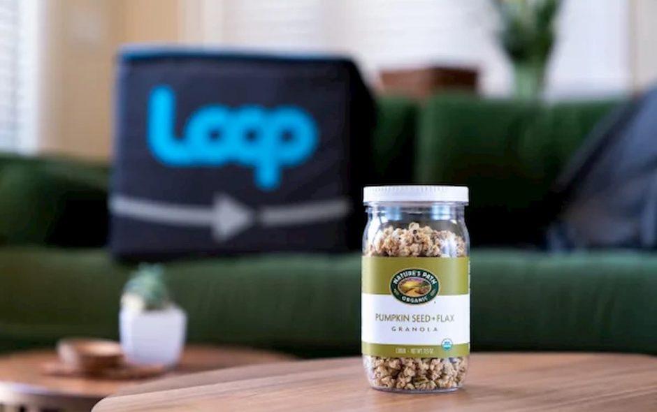imballaggi riusabili con Loop piacciono sempre più