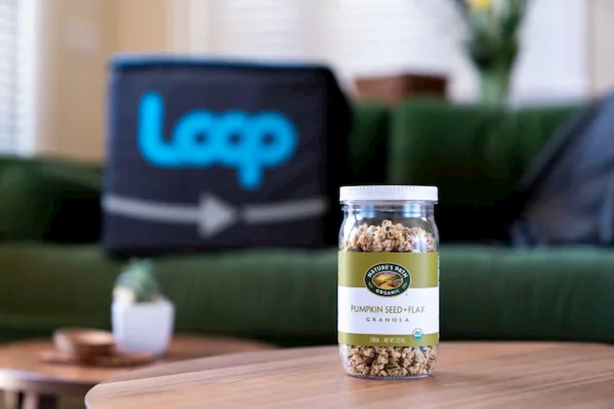 Imballaggi riusabili con Loop piacciono sempre più.