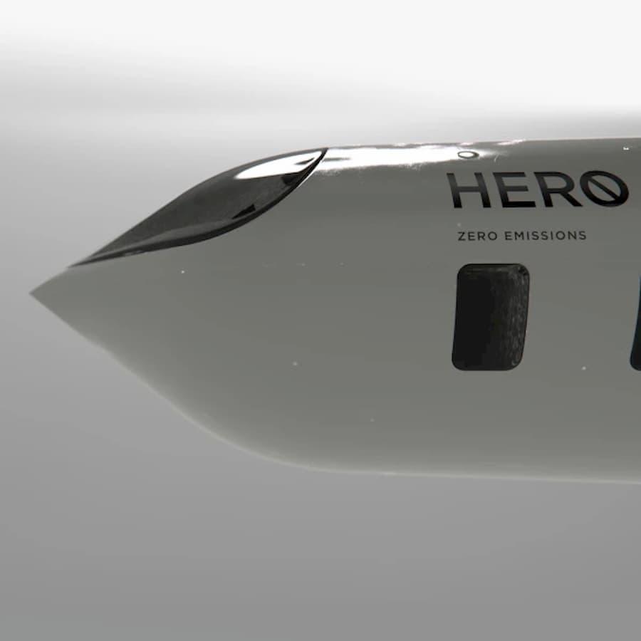 un aereo elettrico può cambiare il traffico nei cieli