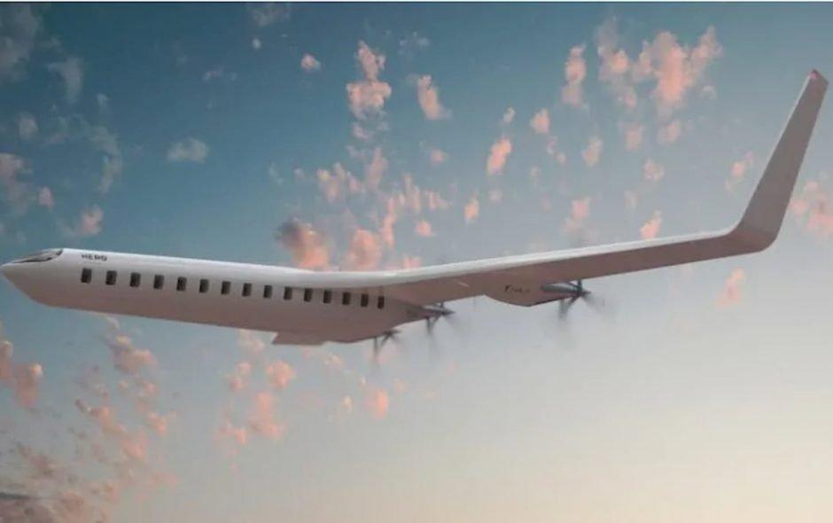 Un aereo elettrico può cambiare il traffico dei cieli