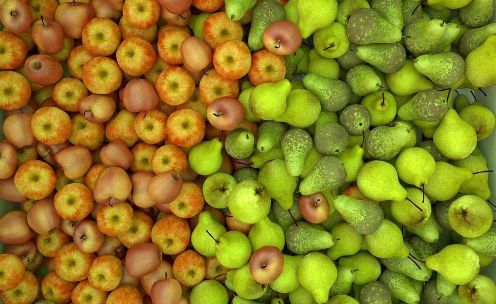 dagli scarti della frutta questo sostituto dello zucchero