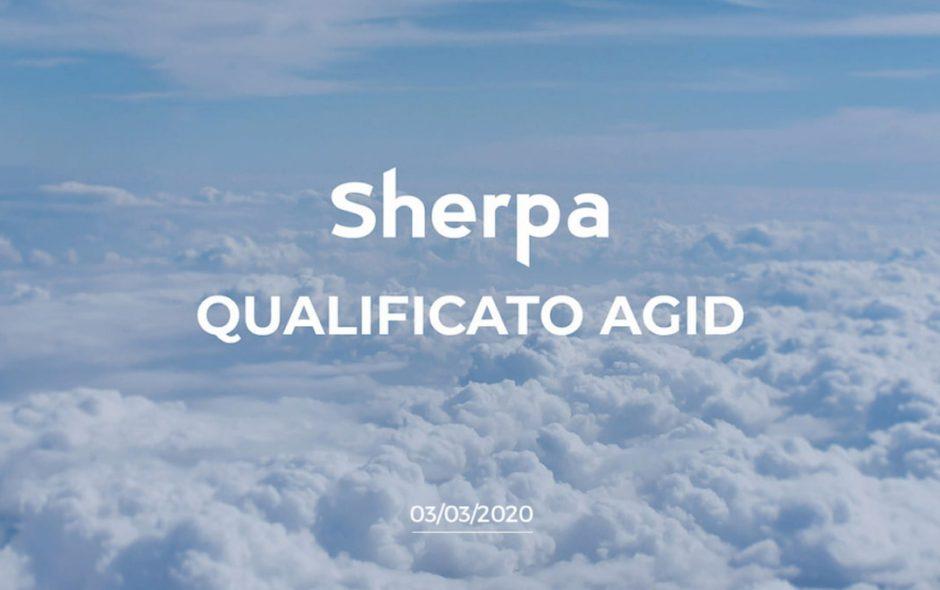 Sherpa qualificato AgID la soluzione etica in cloud