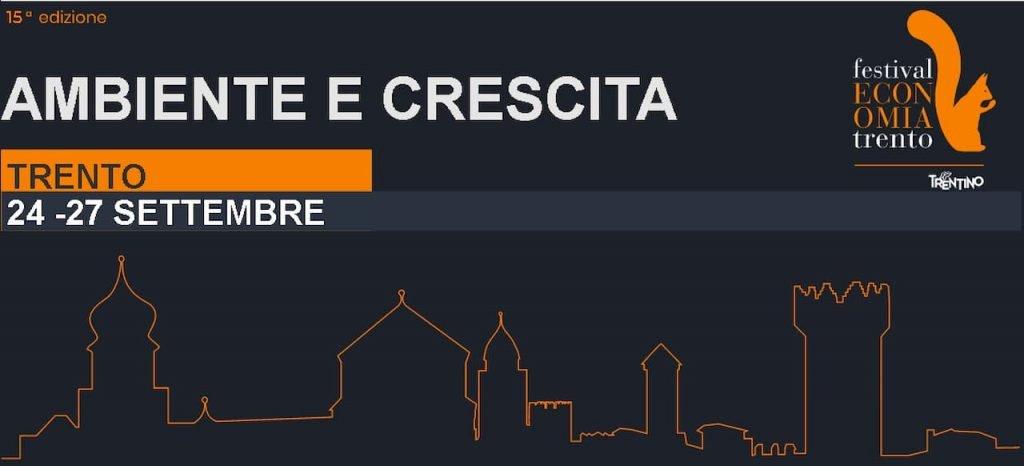 Festival dell'economia di Trento in versione tecnologica