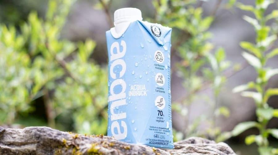 Acquainbrick per cambiare il modo di consumare l'acqua