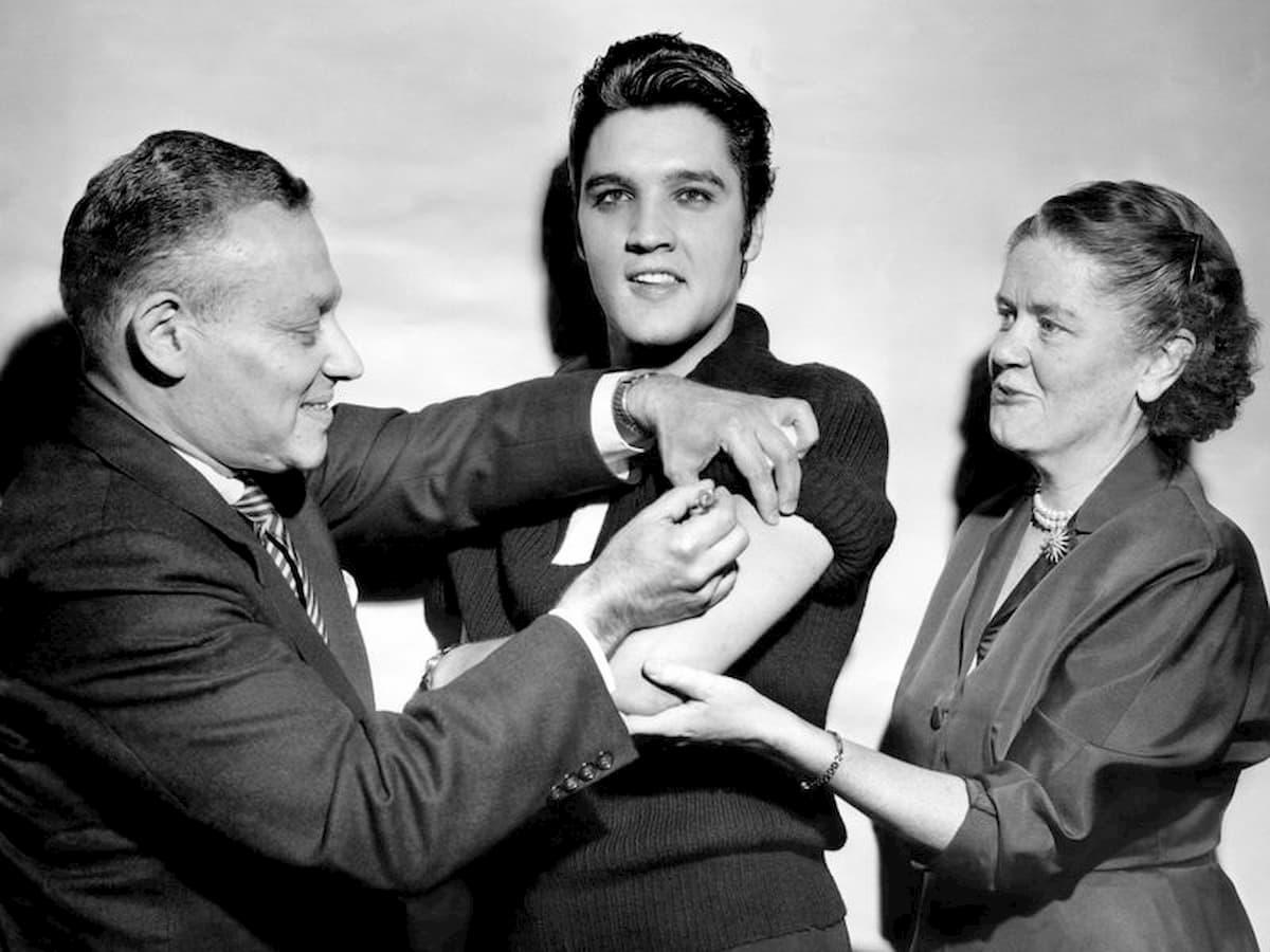 Il giorno che Elvis ci salvò dalla polio