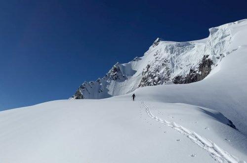 Nevica maledetto Covid-19