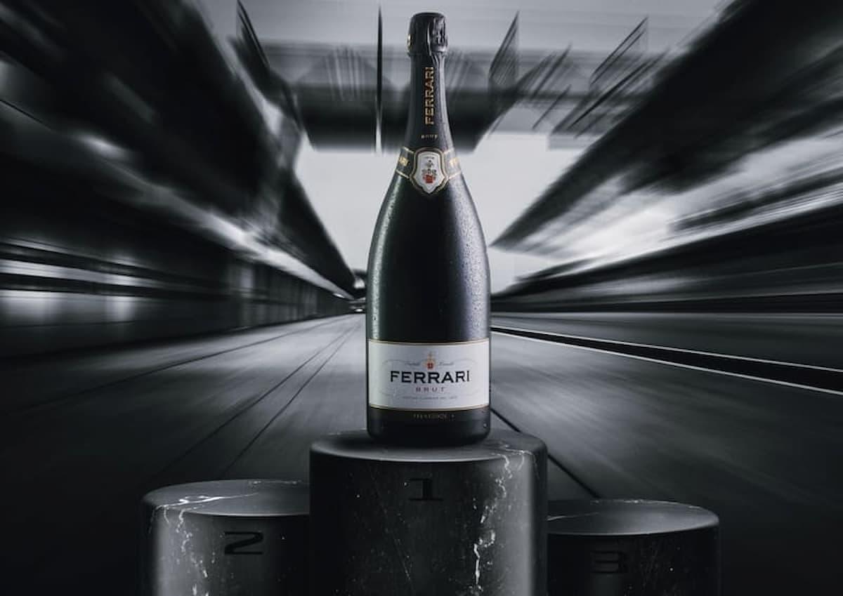 Ferrari sarà il brindisi ufficiale della Formula 1