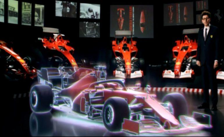 Ferrari sarà il brindisi ufficiale della Formula1