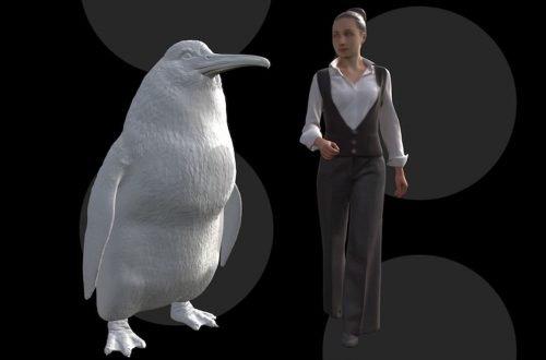 Scoperti i pinguini giganti