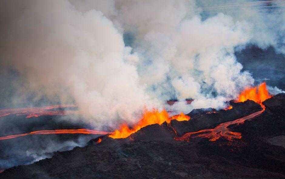 Il risveglio dopo 6.000 anni di un vulcano islandese