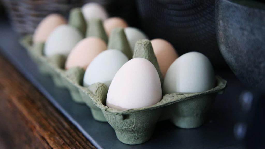 Uova assolte se ne possono mangiare 2 al giorno