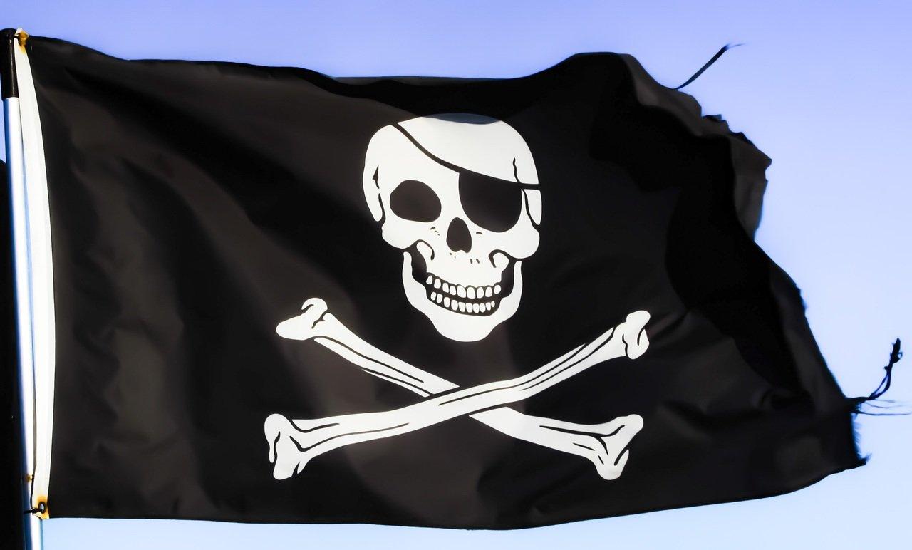 Perché i pirati portavano la benda nera sull'occhio