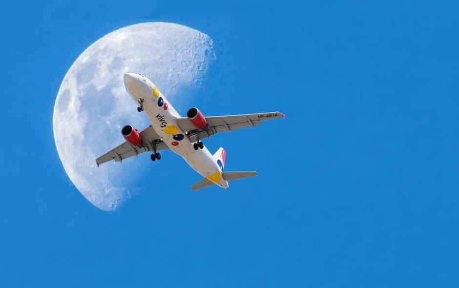 Un aereo a idrogeno che può volare per 800 chilometri