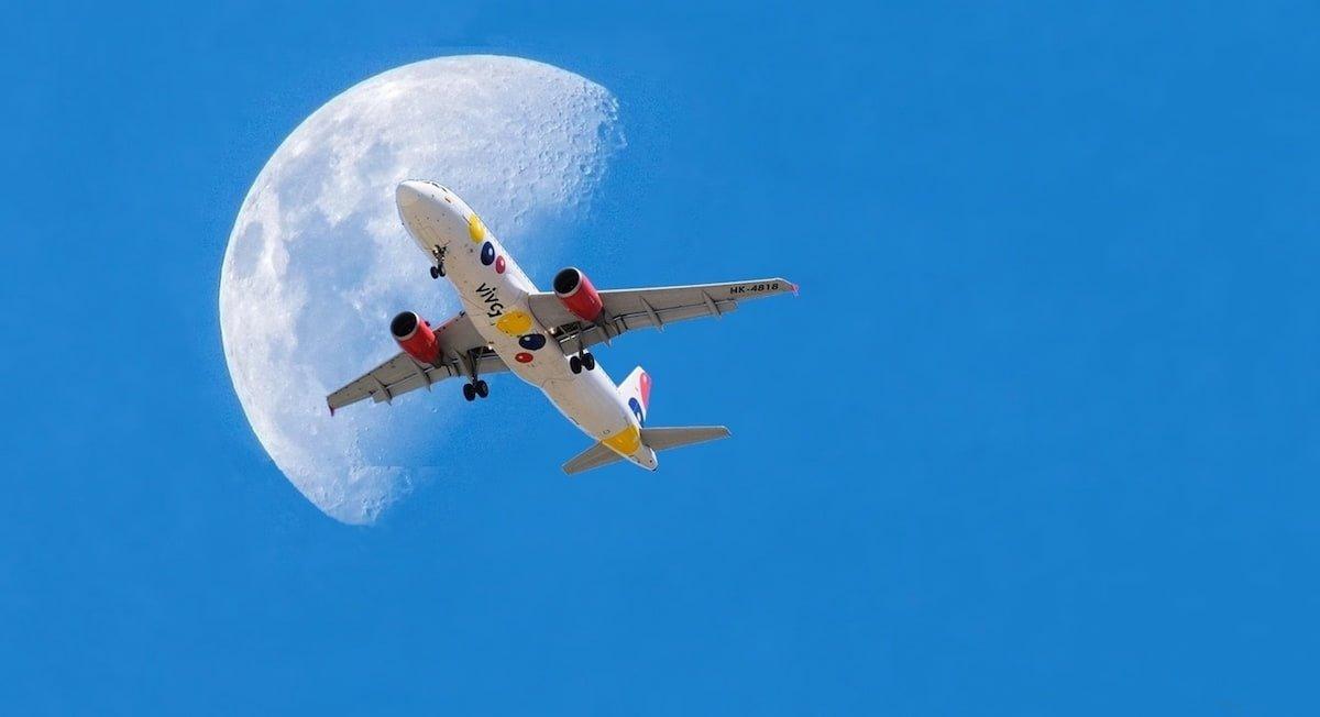 Un aereo a idrogeno che può volare per 800 chilometri.