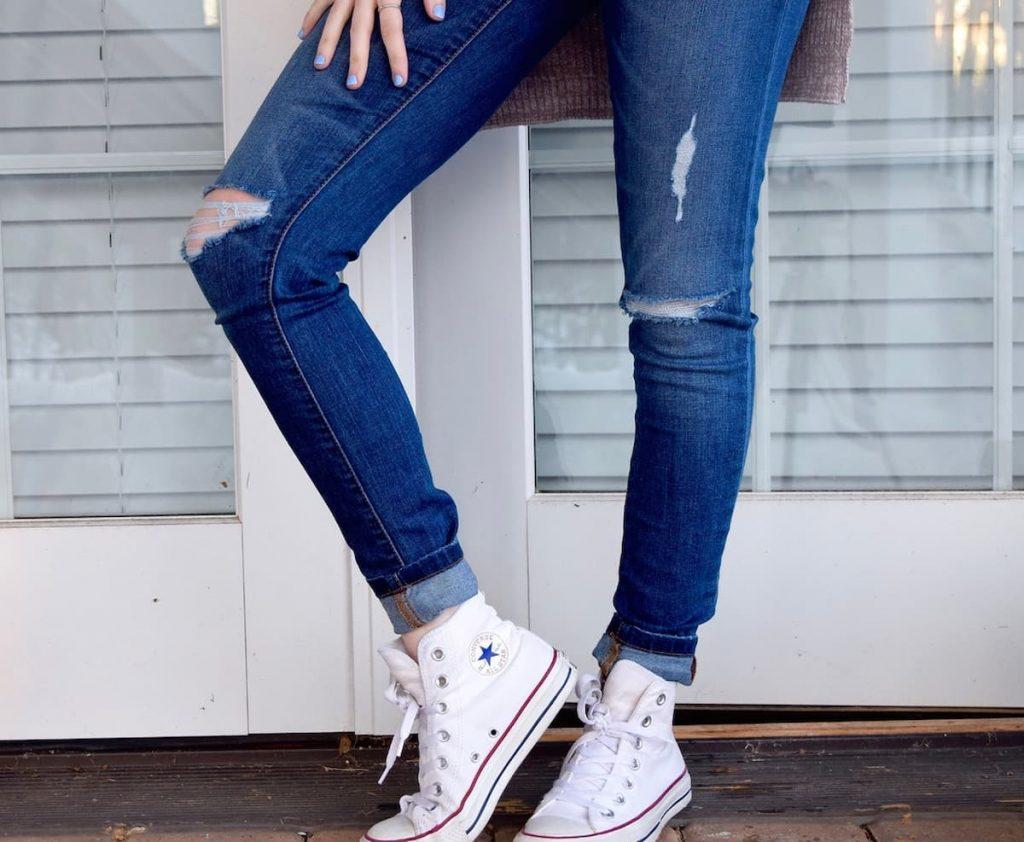 Un colorante per i jeans che viene dal nostro intestino