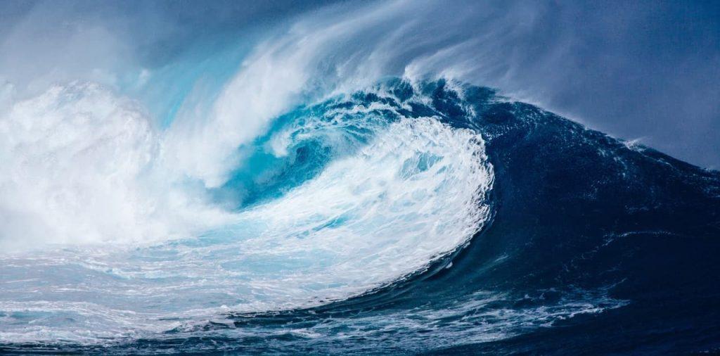 Anidride carbonica dall'oceano trasformata in roccia