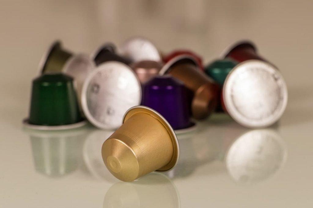 Le capsule del caffè si possono riciclare