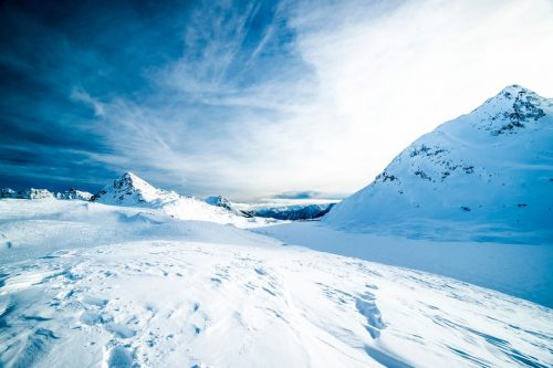 33 antichi virus trovati in un ghiacciaio tibetano.