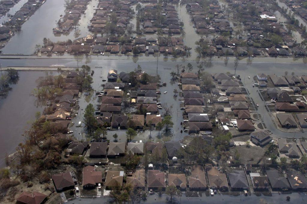 Devastanti inondazioni causate dal cambiamento climatico