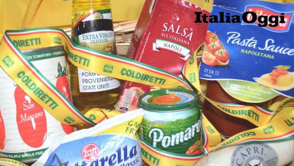 Basta con i finti prodotti italiani