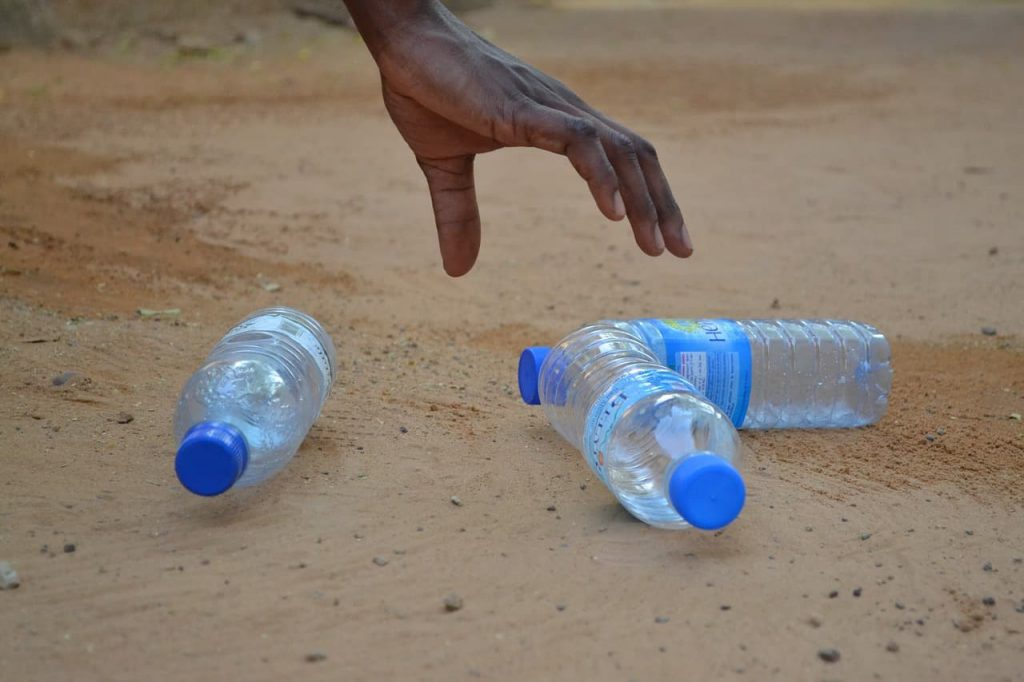 La plastica cambia la temperatura delle spiagge